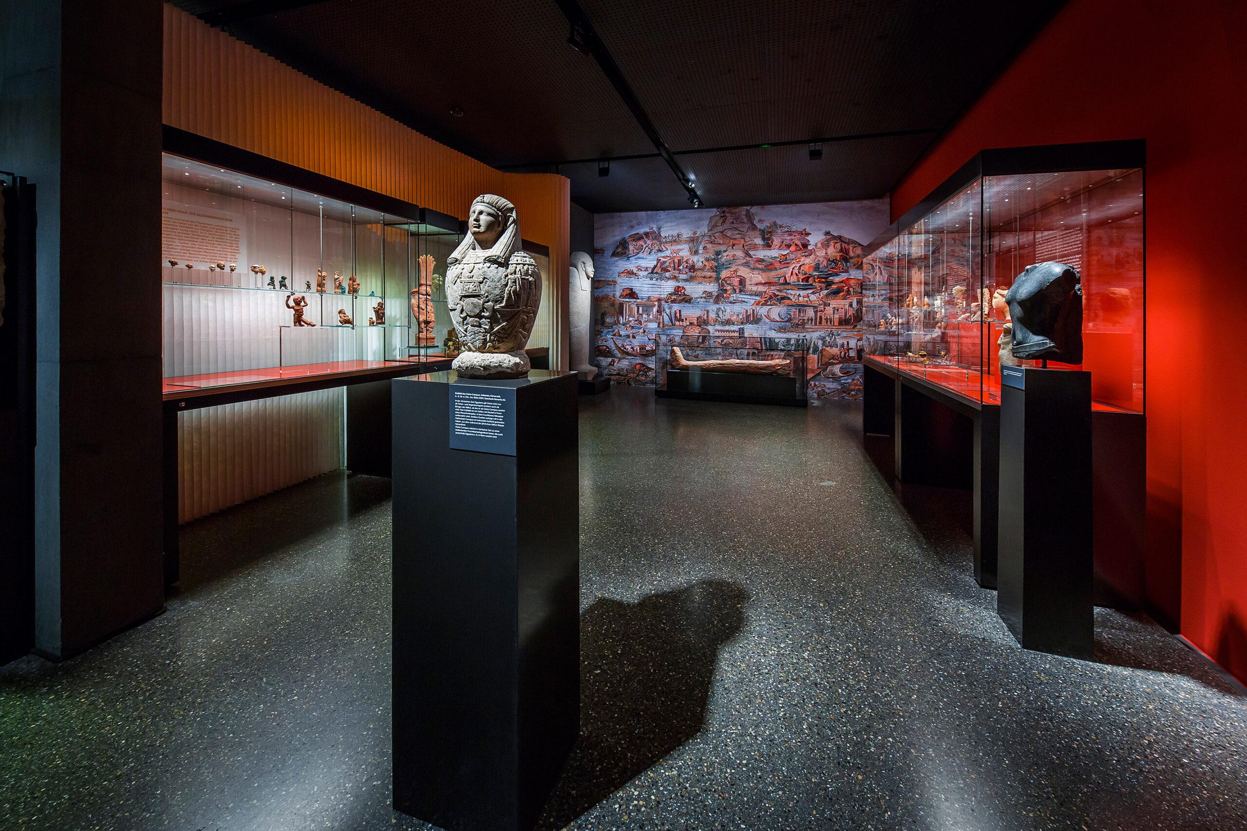 Antikenmuseum Basel – Dauersammlung Ägypten